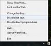 Portable WordWeb 6.75 image 0