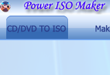 Power ISO Maker 2.5.0 Build 20080307 poster
