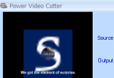 Power Video Cutter 5.9 poster