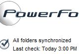 PowerFolder 9.2.74 poster