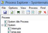 Process Explorer 16.04 poster