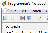 Programmer's Notepad 2.3.4.2350 / 2.4.0.2378 RC poster