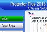 Protector Plus 2013 Antivirus 8.0.Q01 poster