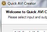 Quick AVI Creator 3.05.16.2010 poster