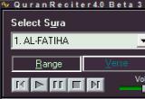 QuranReciter 4.0 Beta 3 poster