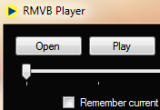 RMVB Player 1.0.3 poster