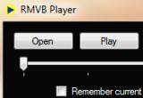RMVB Player 1.0.3 poster