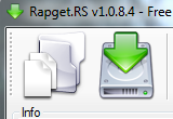 Rapget.RS 1.0.8.4 poster