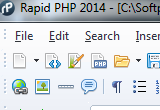 Rapid PHP Editor 2014 12.3.0.151 poster