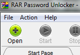 Rar Password Unlocker 5.0.0.0 poster