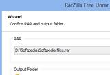 RarZilla Free Unrar 5.10 poster