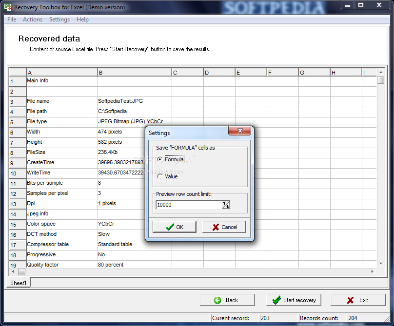 RECOVERY TOOLBOX FOR EXCEL ACTIVATION CODE