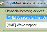 RightMark Audio Analyzer 6.4.0 poster
