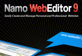 Namo WebEditor 9.0.0 poster