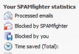SPAMfighter Standard 7.6.104 poster