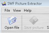 SWF Picture Extractor 1.7 poster