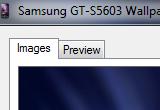 Samsung GT-S5603 Wallpaper Creator 1.0.0 poster
