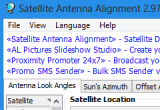 Satellite Antenna Alignment 2.99.0.0 poster