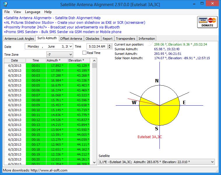 تحميل برنامج اختراق القمر الصناعي