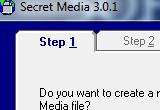 Secret Media 3.0.1 poster