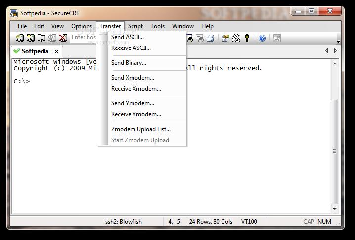 securecrt تحميل برنامج