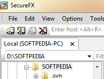 SecureFX 7.2.6 Build 606 / 7.3.0 Build 622 Beta 3 poster