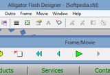 Alligator Flash Designer 8.0.32 poster