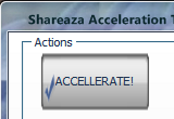 Shareaza Acceleration Tool 3.1.0 poster