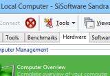 SiSoftware Sandra Lite 2014.08.20.42 SP3 poster