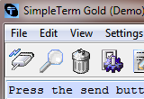 SimpleTerm Gold 5.7.0 poster