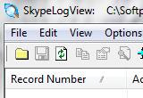 SkypeLogView 1.52 poster