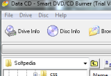 Smart DVD / CD Burner 3.0.104 poster