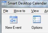 Smart Desktop Calendar 3.1 poster