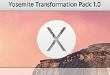 Yosemite Transformation Pack 3.0 poster