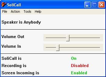 برنامج يمكنك من خفض الضوضاء وتحسين الصوت أثناء المحادثات عبر برامج المحادثة SoliCall_1.png