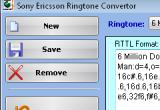 Sony Ericsson Ringtone Convertor 1.0 poster