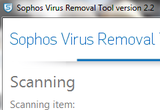 Sophos Virus Removal Tool 2.5 poster