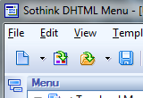 Sothink DHTML Menu 9.80 Build 945 poster