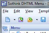 Sothink DHTML Menu 9.80 Build 945 poster