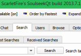 SoulseekQt Build 2014.8.31 poster