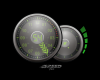 Speed Fan Clock Screensaver 1.1 image 1
