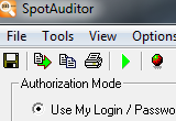 SpotAuditor 4.9.6 poster
