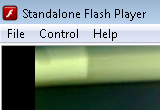 Standalone Flash Player 1.2 poster