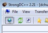 StrongDC++ 2.42 poster