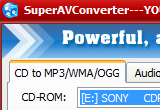 SuperAVConverter 10.0 Build 7100 poster