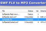 SWF FLV to MP3 Converter (formerly SWF to MP3 Converter) 3.0 Build 569 poster