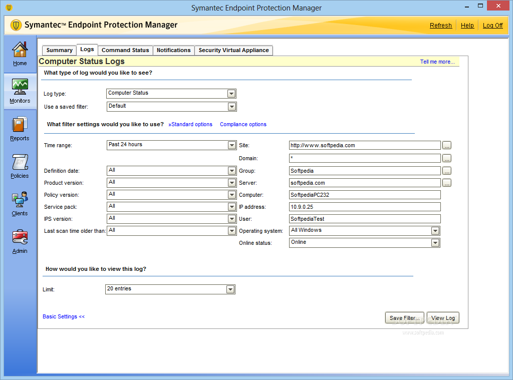 symantec endpoint protection manager 12.1.7 download