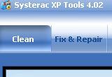 Systerac XP Tools 4.03a poster