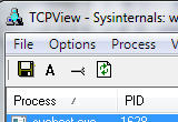 TCPView 3.05 poster