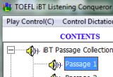 TOEFL iBT Listening Conqueror 2.0.8 poster